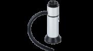 Portable Smoke Gun, Infuser GH-SMKBHC-SV(Silver)