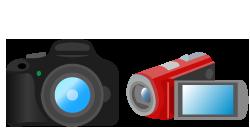 デジタル一眼レフ/4K動画撮影