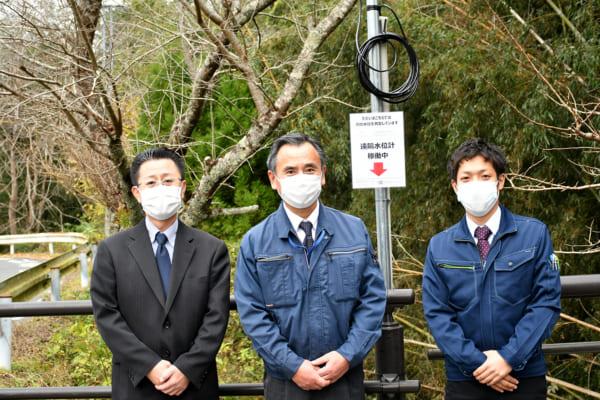 千葉県長南町「危機管理型水位計ソリューション」を導入