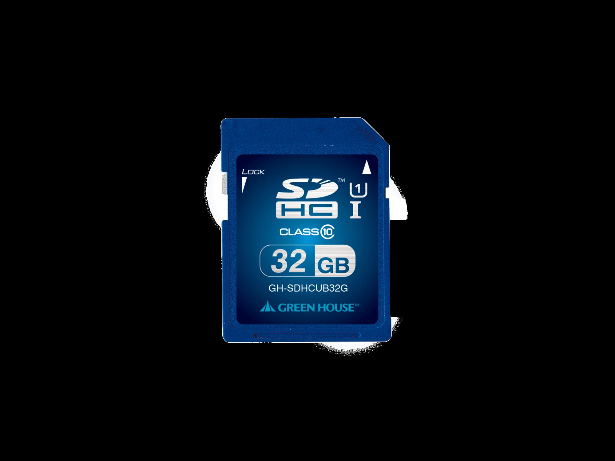 GH-SDHCUBシリーズ