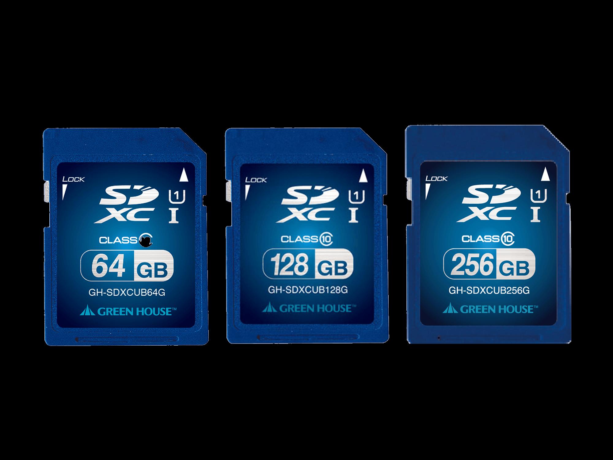 GH-SDXCUBシリーズ