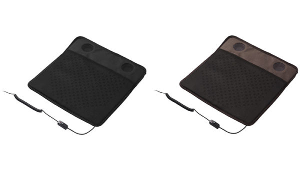 オフィスワーカー必見! USBシートクーラーが更に使いやすくなって新発売