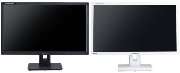 ブルーライトカット機能搭載、広視野角IPSパネル採用 21.5型ワイド液晶ディスプレイ新発売