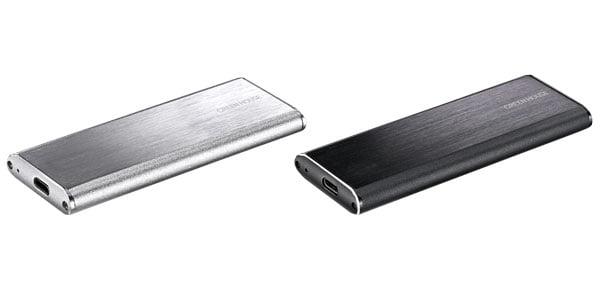 NVMe M.2 SSDを高速外付けに!<br>外付けドライブケース新発売