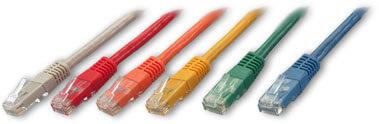高品質&環境にやさしいRoHS指令対応、カテゴリー6対応LANケーブル新発売!