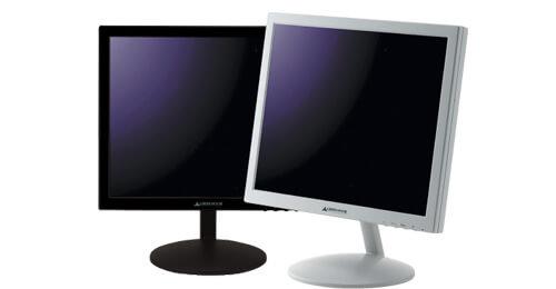 高画質、広視野角パネル採用、大画面19型デジタル&アナログ液晶ディスプレイ新登場!