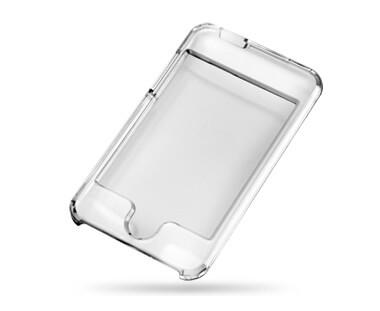 最新の第2世代iPod touch専用クリスタルケースが液晶保護フィルム付属で新登場!