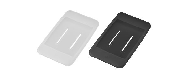 最新の第2世代iPod touch専用シリコンケースが液晶保護フィルム付属で新登場!