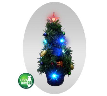冬のイルミネーション!恒例の 「USBクリスマスツリー」が今年も登場