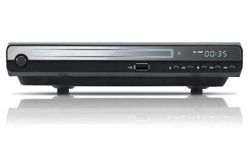 コンパクトデザインのHDMI対応DVDプレーヤーが新発売!