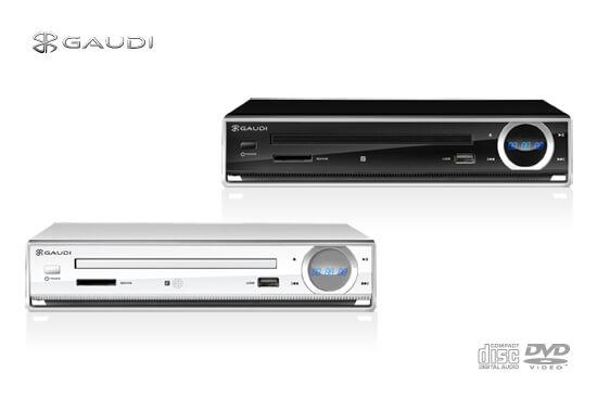メモリーカードのデータも再生できるCPRM対応の再生専用DVDプレーヤーが新発売