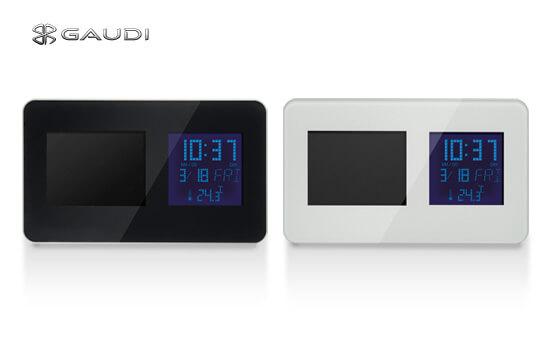 ベッドサイドやリビングに最適な多機能デジタルフォトフレームが新発売!