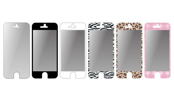 大切なiPhone 5の画面を守る!耐衝撃フィルムが新発売
