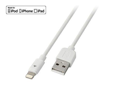 iPhone 7対応LightningコネクタUSB充電・データ転送ケーブル新発売!