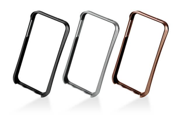 大切なiPhone 5を守る!アルミバンパーが新発売