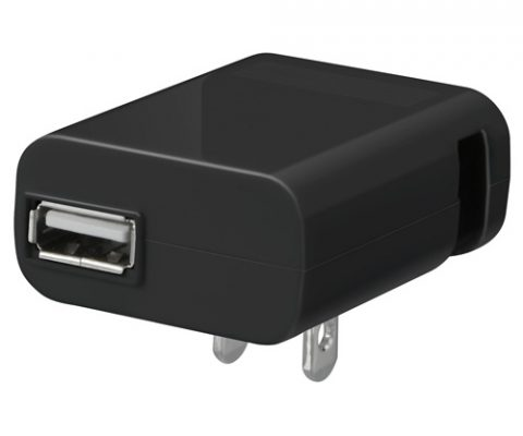 ウォークマンをACコンセントから充電できるUSB-AC充電器が新発売!