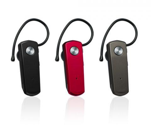 スマホに最適!Bluetooth 3.0対応モノラルヘッドセット新発売