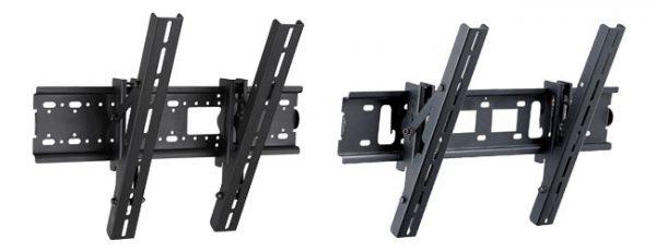 幅広いサイズに対応した大型ディスプレイ/テレビ用ディスプレイ壁掛け金具 新発売!