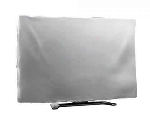 ほこりを防ぐ!着脱カンタン最大52型まで対応大型TVカバー新発売!