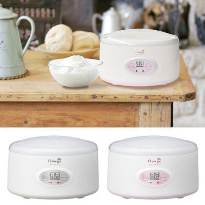 新鮮・無添加のヨーグルトを毎日作れる、家庭用ヨーグルトメーカーを新発売!