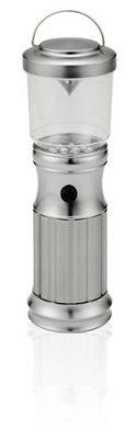 コンパクトなアルミ製LEDランタンが新発売!