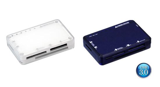 USB3.0高速カードリーダ/ライタ新発売!