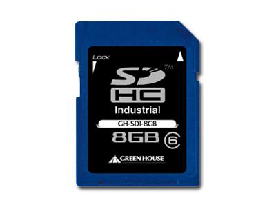 組み込み機器で幅広く使えるインダストリアル(工業用)SDメモリーカード新発売!