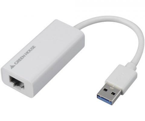 USB3.0対応ギガビットLANアダプタ新発売!