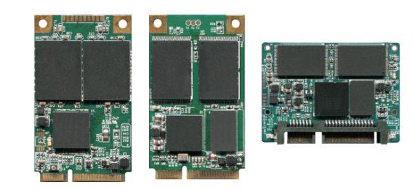 幅広い機器に利用可能なmSATA/Half-Slim対応SSD 3シリーズ 新発売!