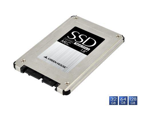 読込速度230MB/s、1.8インチ シリアルATA-II対応の高速SSD新発売!