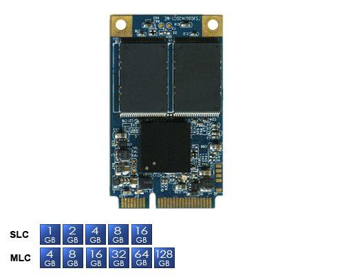 mSATAインターフェースを採用した小型SSD新発売!