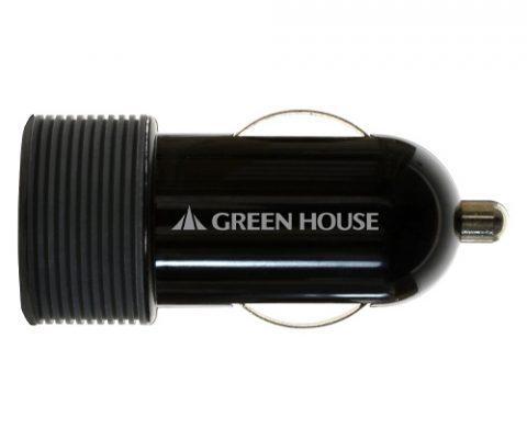 iPhoneやスマートフォンを車のシガーソケットから充電できるUSBシガーソケット充電アダプタが新発売!
