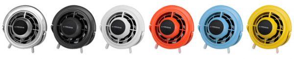 UFOデザインのノートPCクーラー&USB扇風機 「UFO FAN」を新発売!