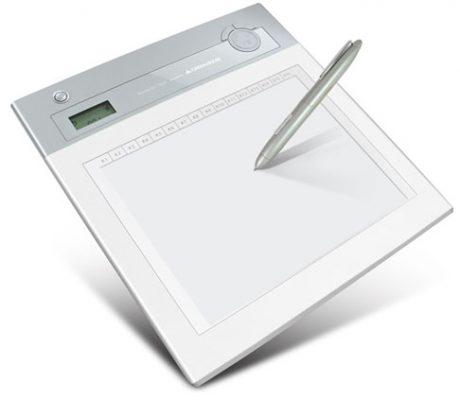 ワイヤレスでパソコンを操作できる、ワイヤレスペンタブレット新発売