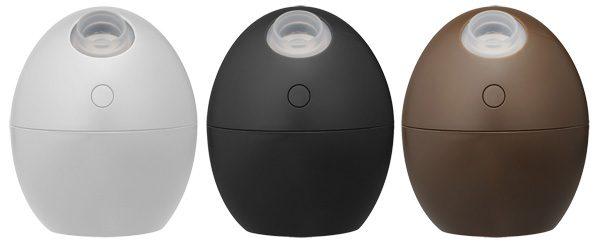 たまごの形をしたUSB卓上加湿器が新発売!