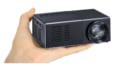 ゲームや映画を大画面で楽しめる!<br>持ち運べるミニプロジェクターを<br>ゲオショップ・ゲオオンラインストア限定で発売開始