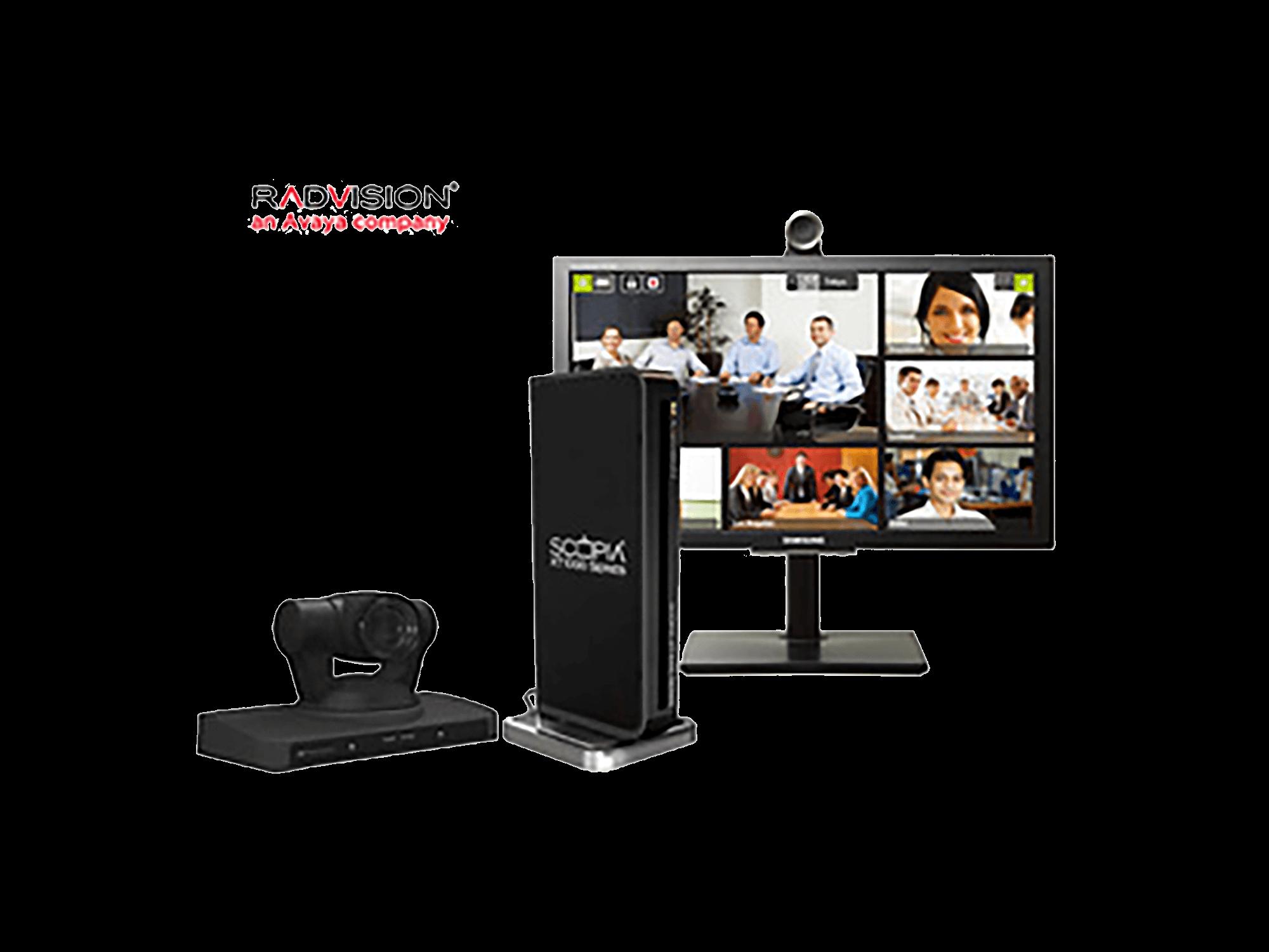RADVISION社テレビ会議システム