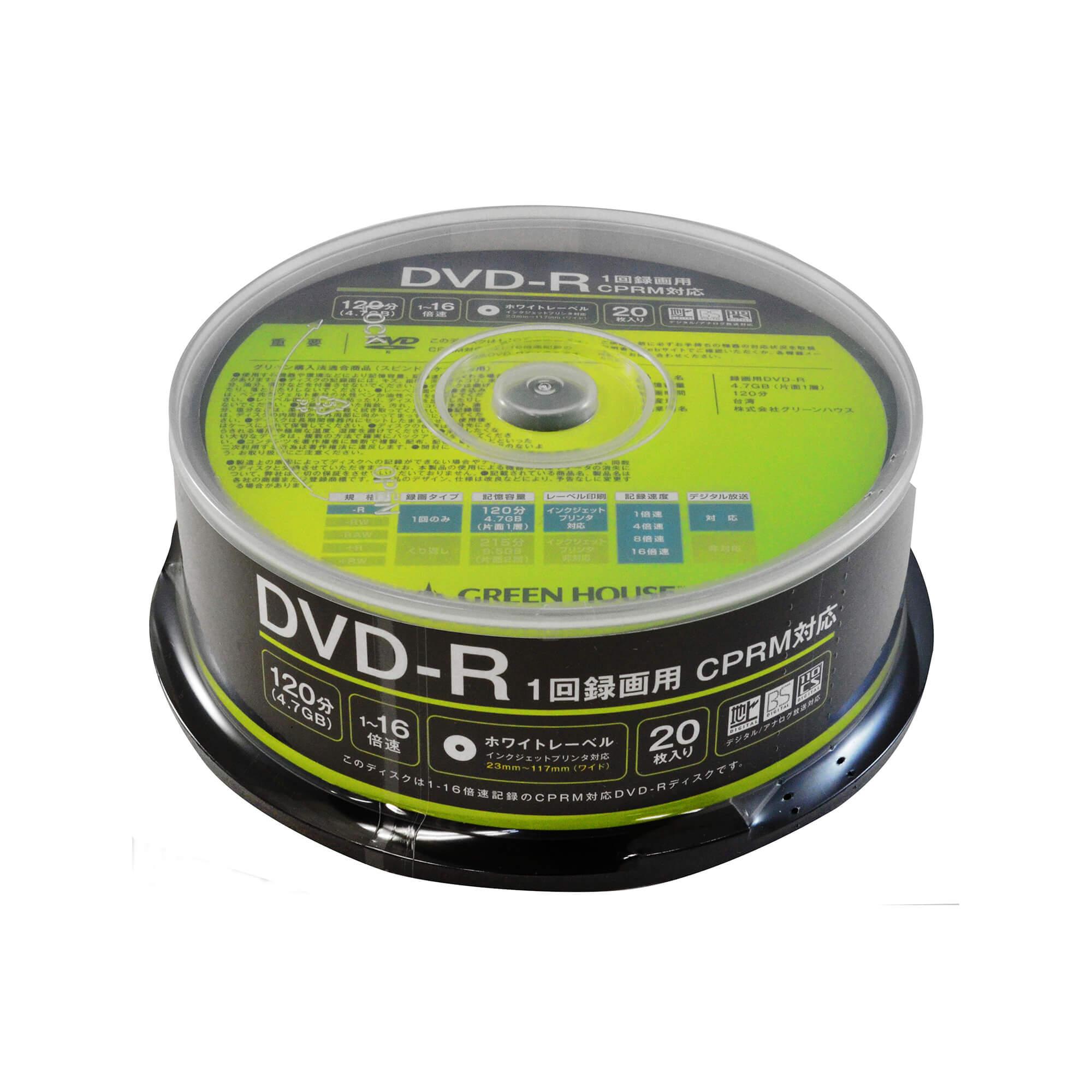 GH-DVDRCAシリーズ