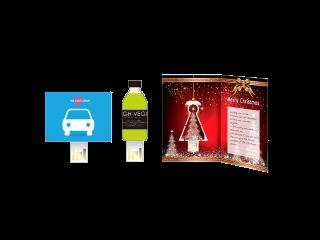 紙製USBメモリー/USB WEBキー