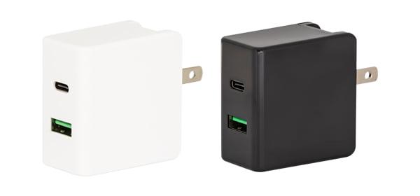 """スマートフォン/タブレット端末を超高速充電、<br class=""""tb-pc"""">最大出力18WのUSB-AC充電器新発売!"""