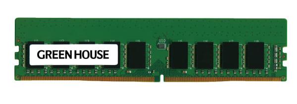 PC4-21300(DDR4 2666MHz)対応 <br>ECCサーバ用メモリー新発売!
