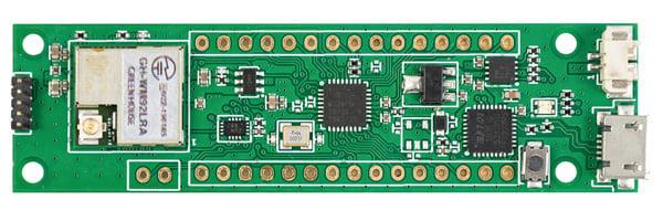 Arduinoで開発できるLoRaWAN通信チップとマイコンを搭載した国内初の評価用ボードを発売<br>~ニーズが高まるスマートシティの実証実験に小ロットから柔軟に対応~