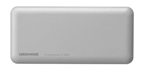 "Thunderbolt<span class=""sup fs10"">TM</span>3対応、読込1400MB/s 書込750MB/sの外付け高速SSD新発売!"
