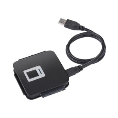 2台同時接続に対応した、SATA/IDE-USB3.0変換アダプタ新発売!
