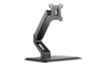 """机の上に置くだけの簡単設置、<br>スタンドタイプのガススプリング式 <br class=""""sp"""">液晶ディスプレイ用アーム 新発売!"""