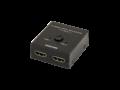 1台2役の接続方法に対応した 2WAY2ポートHDMIセレクタ 新発売